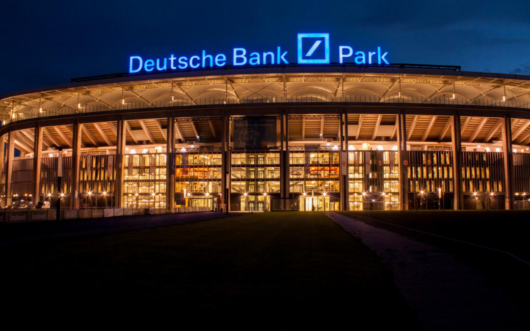 """Imagekampagne """"Deutsche Bank Park"""""""